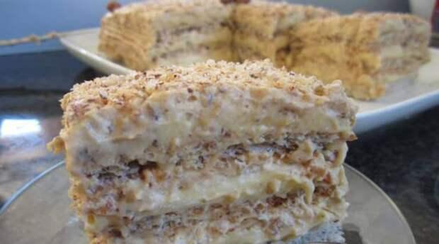 Торт Египетский