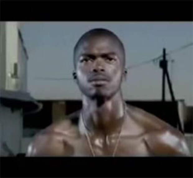 Nike – тело как оружие