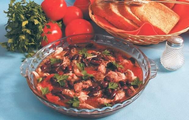Как вкусно сделать фасоль с помидорами: красную, белую, зелёную, консервированную. Рецепты гарнира и заготовок из фасоли с помидорами