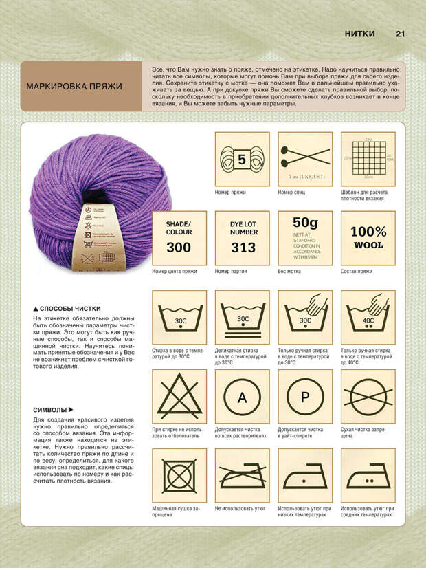 Вязание 最有用的全面的和现代的教程 (1) - 紫苏 - 紫苏的博客