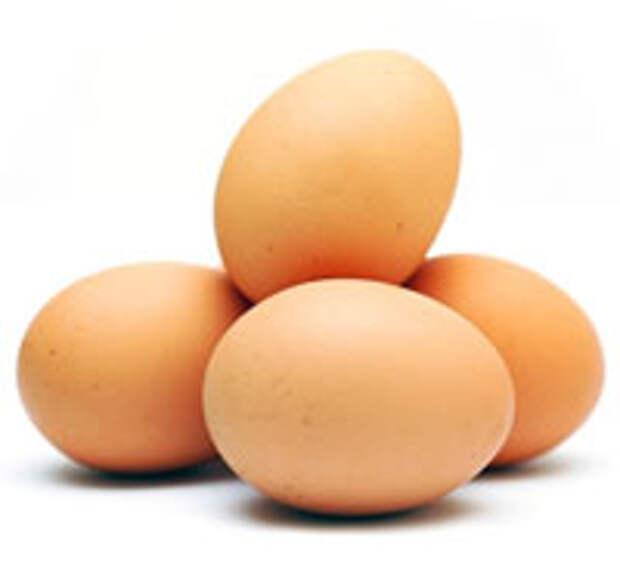Раньше было яйцо