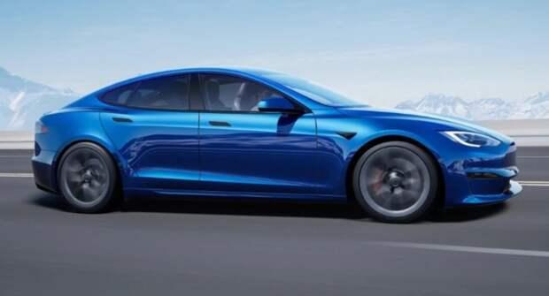 Tesla возобновила поставки электрокаров Model S после странного перерыва