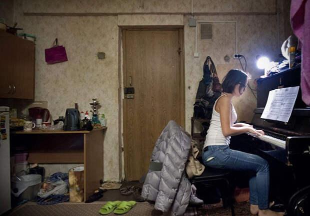 Как и где на самом деле живут московские студенты