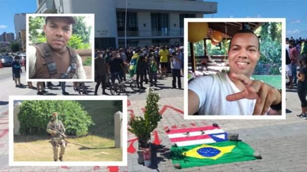 Спятивший на почве пандемии коп застрелен спецназом в Бразилии: подробности