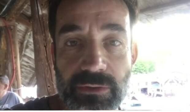 Госпитализированный Дмитрий Певцов записал видео из больницы в Коммунарке