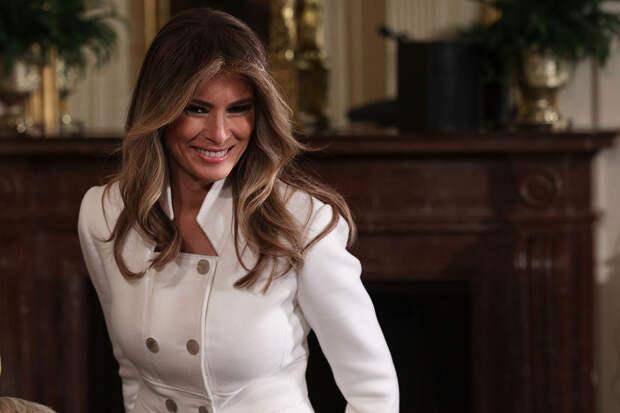 Мелания Трамп слухи о разводе