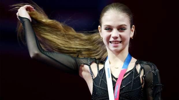 Трусова: «Победа на Олимпийских играх — не высшая моя цель»