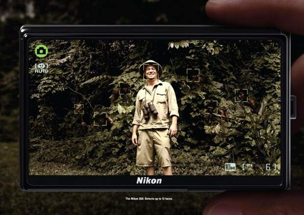 Nikon Faces: Explorer
