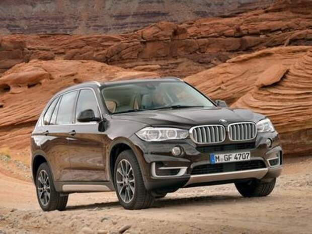 BMW X5 собирается в отставку