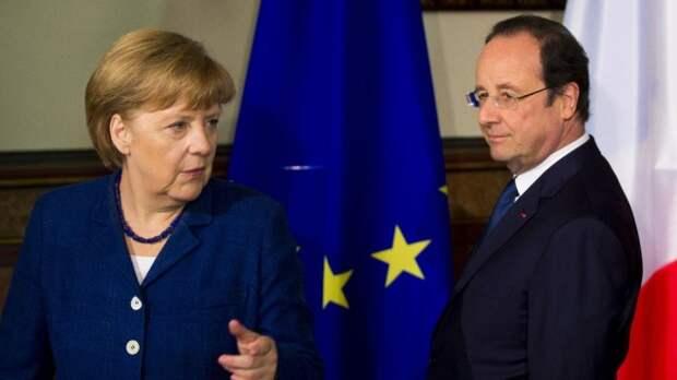 ЕС требует финансовой помощи для себя и Украины от… России