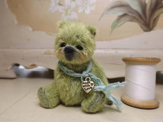 "Берт 2,7 "", Барни медведей"
