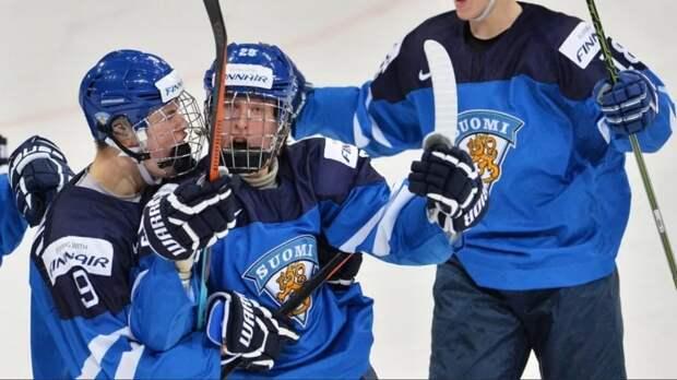 Молодежная сборная Финляндии завоевала чемпионское золото