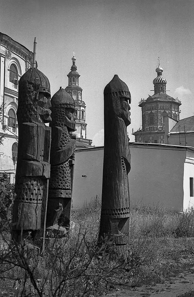 Фотограф Евгений Канаев: «Казань и казанцы в 90-е» 34