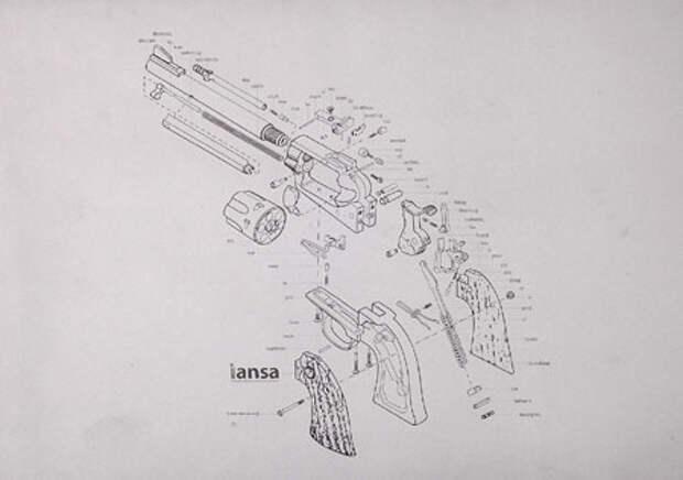 IANSA: шаг к смерти – в каждой детали пистолета