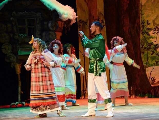 Севастопольцы отправились в мир волшебных сказок (ФОТО)