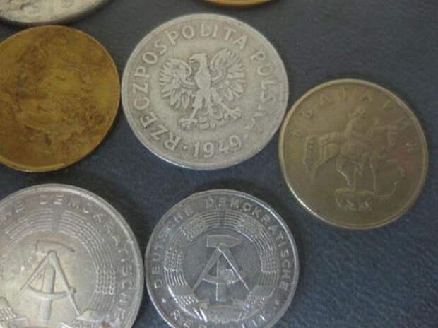 2. Монеты прикол, ссср, факты