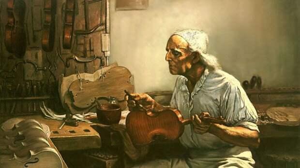 Что мы знаем об Антонио Страдивари?   Пикабу