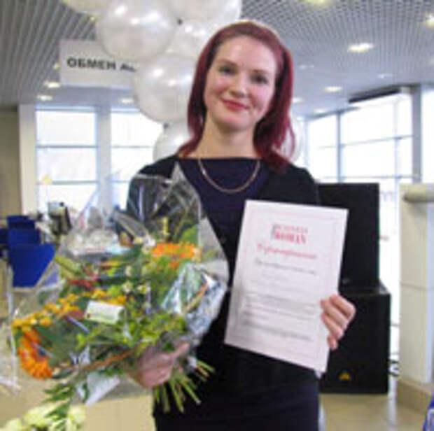 Журнал «BUSINESS WOMAN» выступил информационным партнером конкурса «ЛЕДИ-LADA-2007»