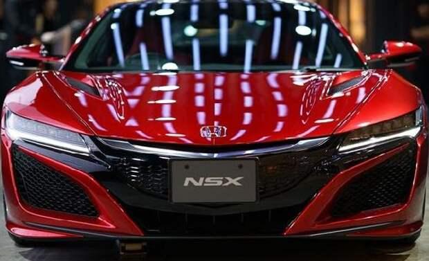 Honda NSX (2021)