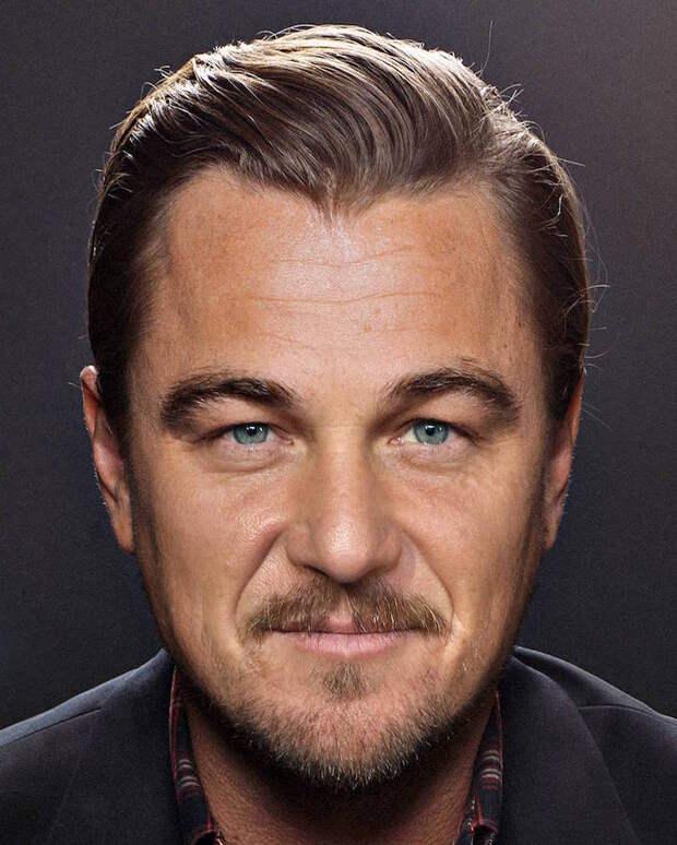 Специалист по фотошопу объединил лица двух разных знаменитостей в одно