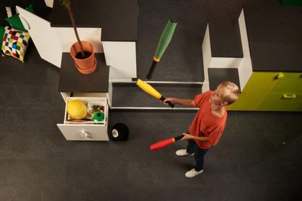 ИКЕА: 5 правил, которые сделают кухню интереснее для детей (а их присутствие там – терпимее для родителей)