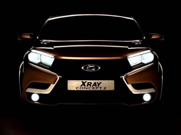 АВТОВАЗ сварил пилотный кузов новой модели XRay