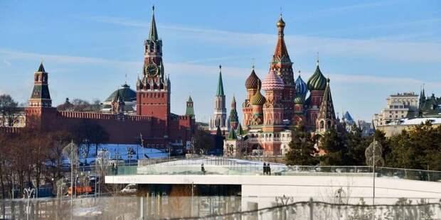 Путин и Собянин посетили праздничный концерт «Дни Крыма в Москве» в «Лужниках». Фото: Ю.Иванко, mos.ru