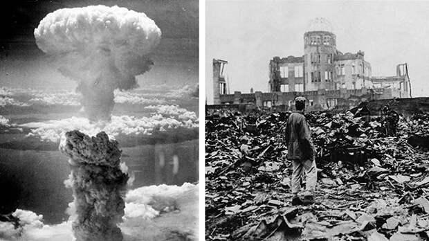 США свалили вину за бомбардировку Хиросимы на Сталина