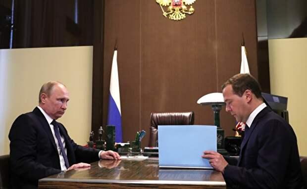 Рейтинг доверия Путину, Медведеву и «Единой России» вновь показал рост