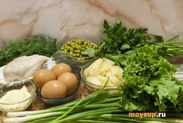 Легкие и нежные ананасовые салаты — простые рецепты
