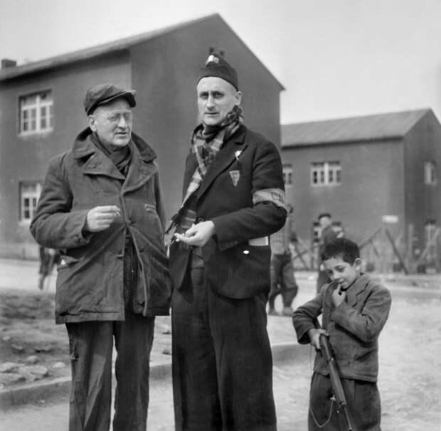 Дети Бухенвальда.