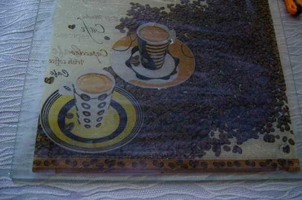 САМОДЕЛКИ. Кофейные настенные часы своими руками