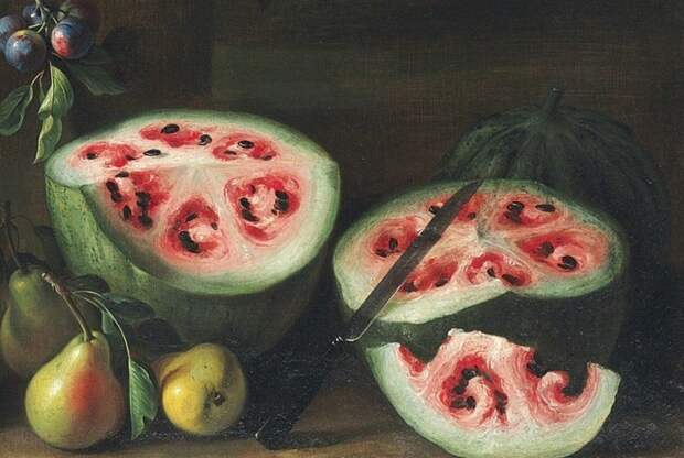 Видео: как изменились фрукты и овощи с древних времен
