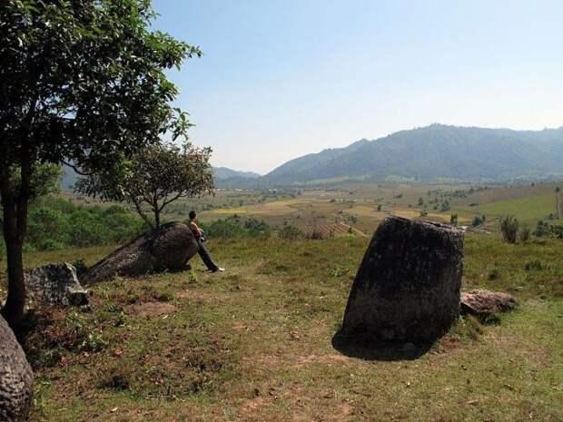 Долина кувшинов в Лаосе