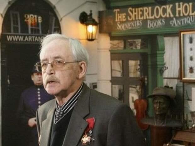 Признанный британцами лучший Шерлок   Фото: uznayvse.ru