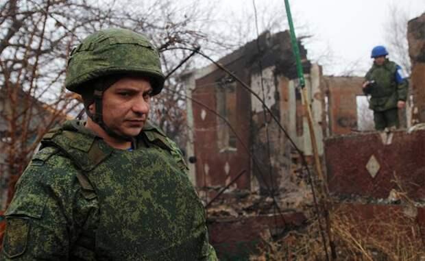 Украина считает, что разбила Россию под Донецком, и требует от Путина репараций