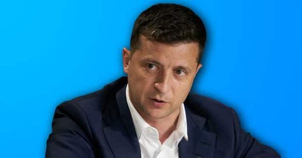Зеленский провёл массовый опрос украинцев. Там про марихуану и Донбасс