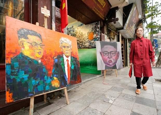 Трамп потребовал от Ким Чен Ына отдать все ядерное оружие