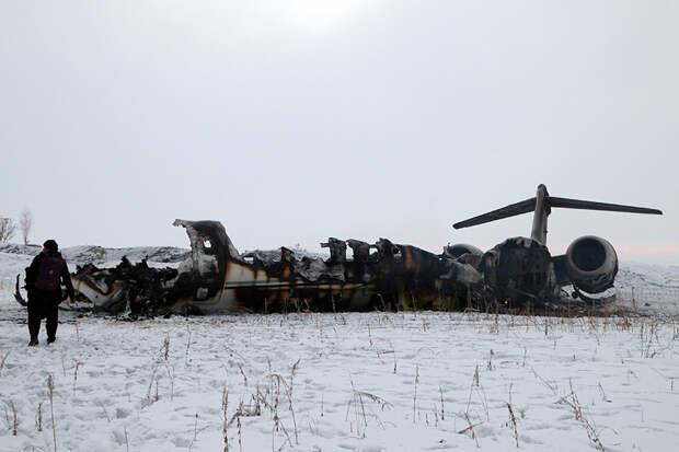 Куратор атаки на Сулеймани погиб при крушении самолёта в Афганистане