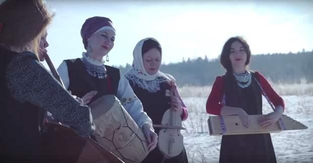 Ансамбль из Ижевска исполнил кавер саундтрека «Игры престолов» на удмуртских инструментах