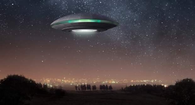 НЛО продолжают летать как ни в чем ни бывало