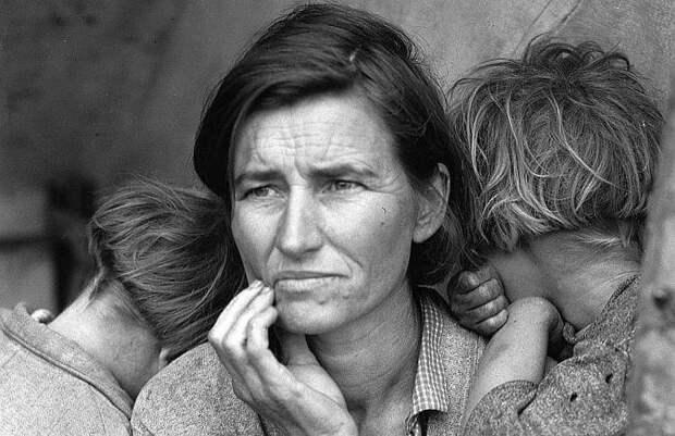В Великую депрессию от голода умерли миллионы американцев. Так ли это?