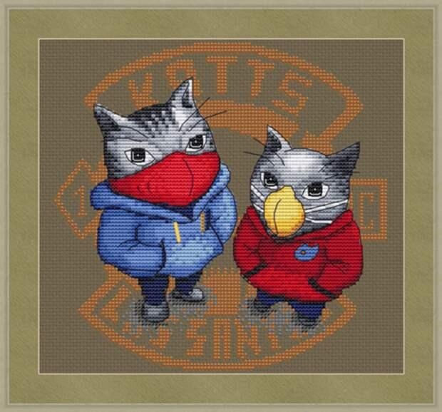 Реальные коты