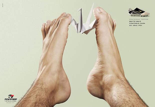 Ноги вместо рук