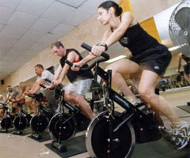 Фитнес-клуб для рекордсменов