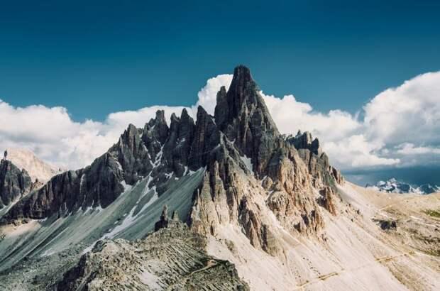 Восхищение Альпами в серии поразительных фотографий
