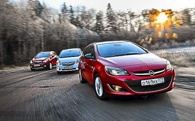 Opel уходит из России, Chevrolet сокращает число моделей