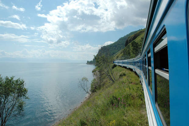Mother Russia.Travelling the Trans-Siberian Railway
