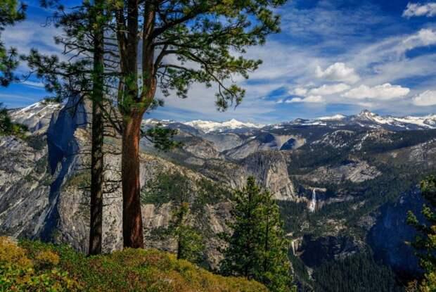 Йосемити - национальный парк США