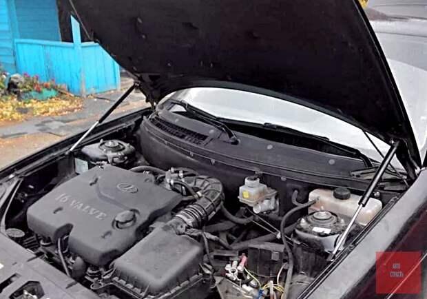 Посмотрел сколько стоят новые двигатели на Гранту, Приору и Ниву. Дешевле только велосипед.